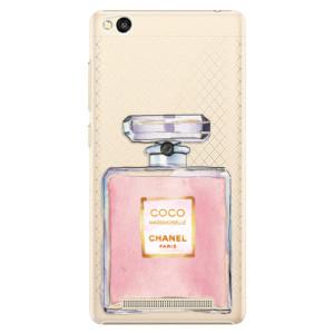 Plastové pouzdro iSaprio Chanel Rose na mobil Xiaomi Redmi 3