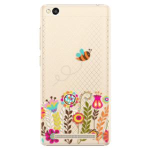 Plastové pouzdro iSaprio Bee 01 na mobil Xiaomi Redmi 3