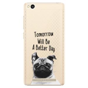 Plastové pouzdro iSaprio Better Day 01 na mobil Xiaomi Redmi 3