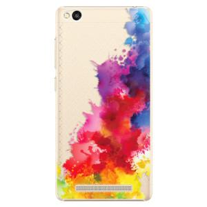 Plastové pouzdro iSaprio Color Splash 01 na mobil Xiaomi Redmi 3