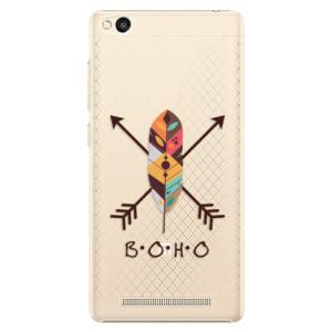 Plastové pouzdro iSaprio BOHO na mobil Xiaomi Redmi 3