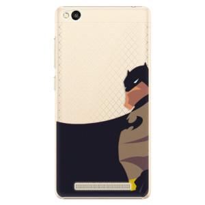 Plastové pouzdro iSaprio BaT Comics na mobil Xiaomi Redmi 3