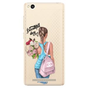 Plastové pouzdro iSaprio Beautiful Day na mobil Xiaomi Redmi 3