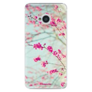 Plastové pouzdro iSaprio Blossom 01 na mobil HTC One M7