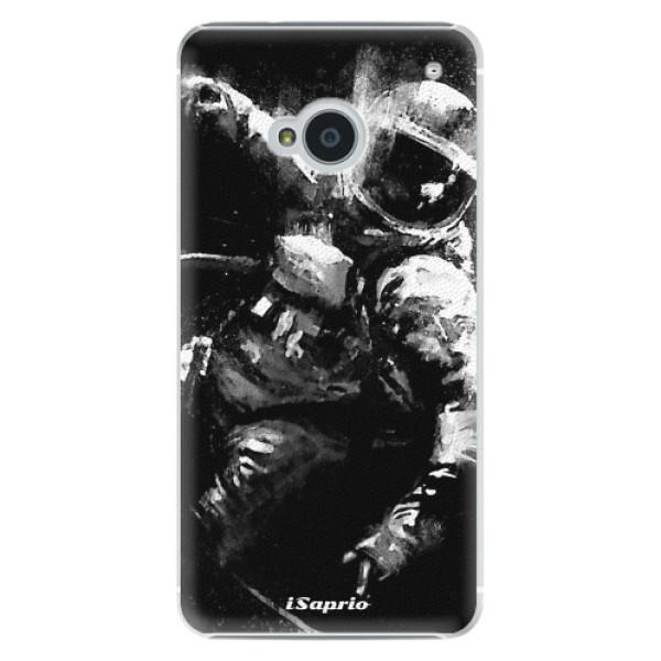 Plastové pouzdro iSaprio Astronaut 02 na mobil HTC One M7 (Plastový obal, kryt, pouzdro iSaprio Astronaut 02 na mobilní telefon HTC One M7)