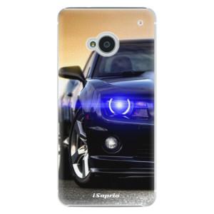 Plastové pouzdro iSaprio Chevrolet 01 na mobil HTC One M7