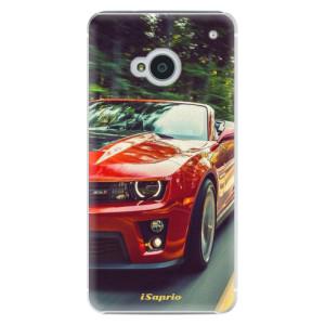 Plastové pouzdro iSaprio Chevrolet 02 na mobil HTC One M7