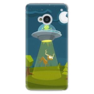 Plastové pouzdro iSaprio Alien 01 na mobil HTC One M7
