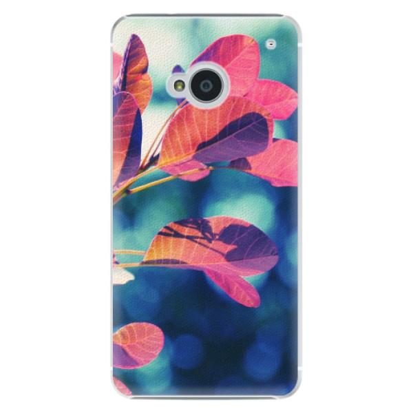 Plastové pouzdro iSaprio Autumn 01 na mobil HTC One M7 (Plastový obal, kryt, pouzdro iSaprio Autumn 01 na mobilní telefon HTC One M7)