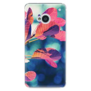 Plastové pouzdro iSaprio Autumn 01 na mobil HTC One M7