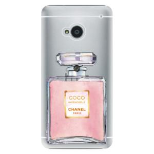 Plastové pouzdro iSaprio Chanel Rose na mobil HTC One M7
