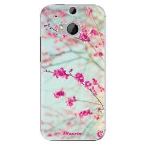 Plastové pouzdro iSaprio Blossom 01 na mobil HTC One M8