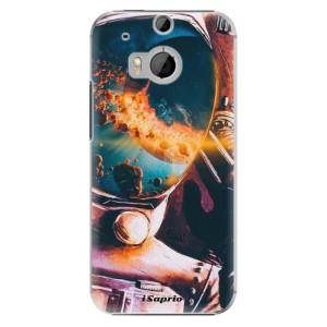 Plastové pouzdro iSaprio Astronaut 01 na mobil HTC One M8