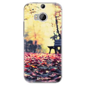 Plastové pouzdro iSaprio Bench 01 na mobil HTC One M8
