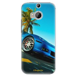 Plastové pouzdro iSaprio Car 10 na mobil HTC One M8
