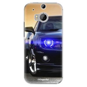 Plastové pouzdro iSaprio Chevrolet 01 na mobil HTC One M8