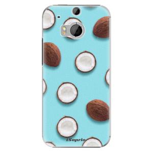 Plastové pouzdro iSaprio Coconut 01 na mobil HTC One M8