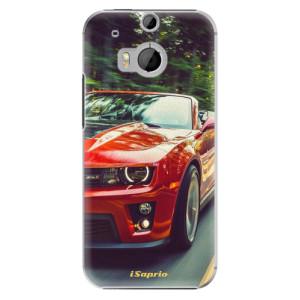 Plastové pouzdro iSaprio Chevrolet 02 na mobil HTC One M8