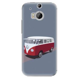 Plastové pouzdro iSaprio VW Bus na mobil HTC One M8