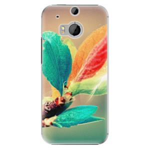 Plastové pouzdro iSaprio Autumn 02 na mobil HTC One M8