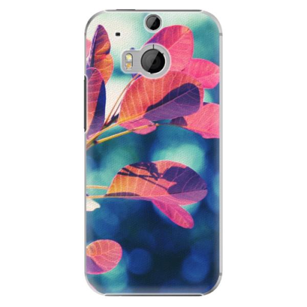 Plastové pouzdro iSaprio Autumn 01 na mobil HTC One M8 (Plastový obal, kryt, pouzdro iSaprio Autumn 01 na mobilní telefon HTC One M8)