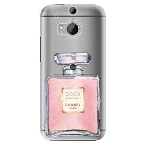 Plastové pouzdro iSaprio Chanel Rose na mobil HTC One M8