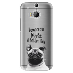 Plastové pouzdro iSaprio Better Day 01 na mobil HTC One M8