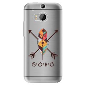 Plastové pouzdro iSaprio BOHO na mobil HTC One M8