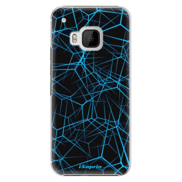 Plastové pouzdro iSaprio Abstract Outlines 12 na mobil HTC One M9 (Plastový obal, kryt, pouzdro iSaprio Abstract Outlines 12 na mobilní telefon HTC One M9)