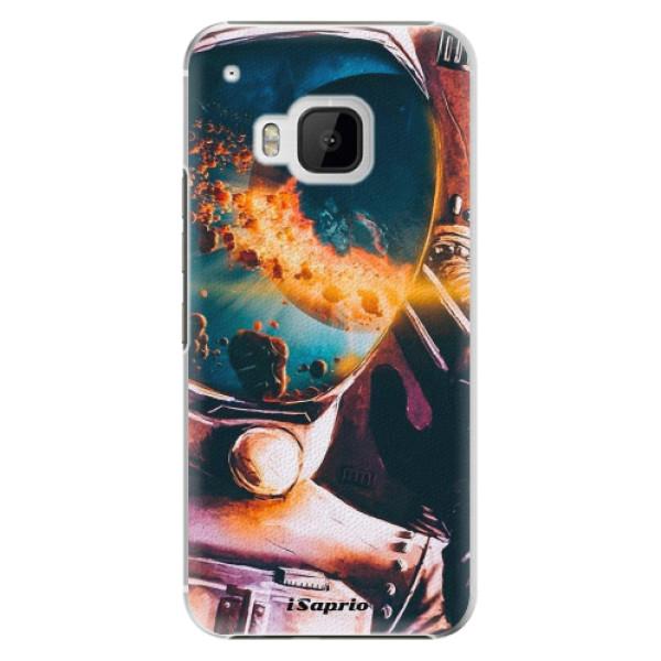 Plastové pouzdro iSaprio Astronaut 01 na mobil HTC One M9 (Plastový obal, kryt, pouzdro iSaprio Astronaut 01 na mobilní telefon HTC One M9)