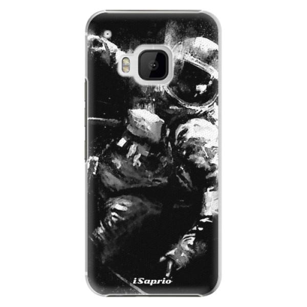 Plastové pouzdro iSaprio Astronaut 02 na mobil HTC One M9 (Plastový obal, kryt, pouzdro iSaprio Astronaut 02 na mobilní telefon HTC One M9)