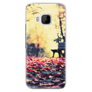 Plastové pouzdro iSaprio Bench 01 na mobil HTC One M9