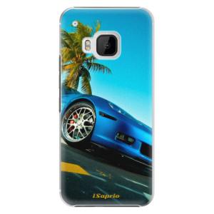 Plastové pouzdro iSaprio Car 10 na mobil HTC One M9