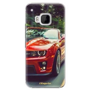 Plastové pouzdro iSaprio Chevrolet 02 na mobil HTC One M9