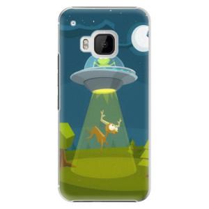 Plastové pouzdro iSaprio Alien 01 na mobil HTC One M9