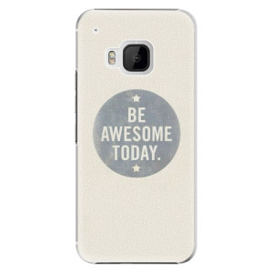 Plastové pouzdro iSaprio Awesome 02 na mobil HTC One M9
