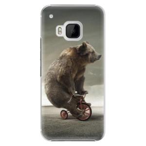 Plastové pouzdro iSaprio Bear 01 na mobil HTC One M9