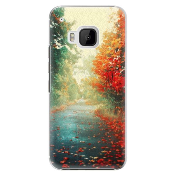 Plastové pouzdro iSaprio Autumn 03 na mobil HTC One M9 (Plastový obal, kryt, pouzdro iSaprio Autumn 03 na mobilní telefon HTC One M9)