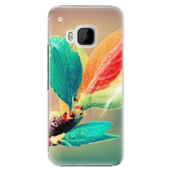 Plastové pouzdro iSaprio Autumn 02 na mobil HTC One M9 (Plastový obal, kryt, pouzdro iSaprio Autumn 02 na mobilní telefon HTC One M9)