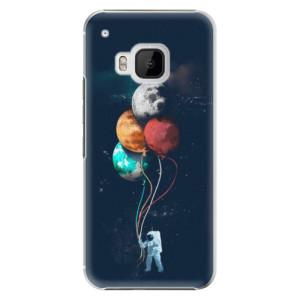 Plastové pouzdro iSaprio Balloons 02 na mobil HTC One M9