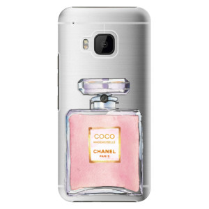Plastové pouzdro iSaprio Chanel Rose na mobil HTC One M9
