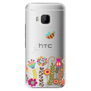 Plastové pouzdro iSaprio Bee 01 na mobil HTC One M9