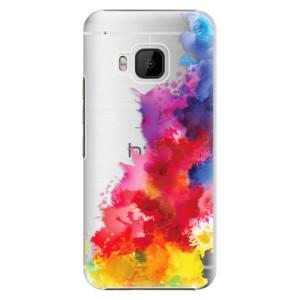 Plastové pouzdro iSaprio Color Splash 01 na mobil HTC One M9