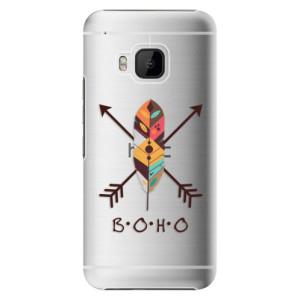 Plastové pouzdro iSaprio BOHO na mobil HTC One M9