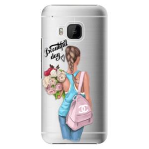 Plastové pouzdro iSaprio Beautiful Day na mobil HTC One M9