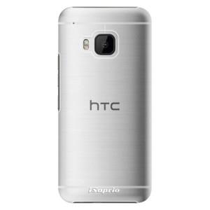 Plastové pouzdro iSaprio 4Pure mléčné bez potisku na mobil HTC One M9