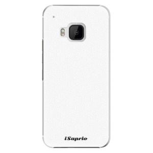 Plastové pouzdro iSaprio 4Pure bílé na mobil HTC One M9