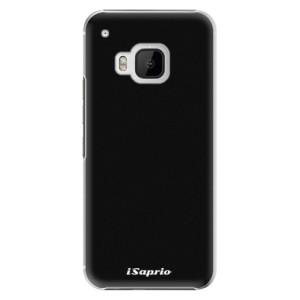 Plastové pouzdro iSaprio 4Pure černé na mobil HTC One M9