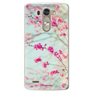 Plastové pouzdro iSaprio Blossom 01 na mobil LG G3 (D855)