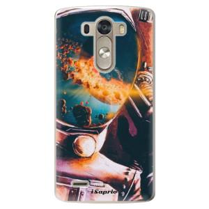 Plastové pouzdro iSaprio Astronaut 01 na mobil LG G3 (D855)